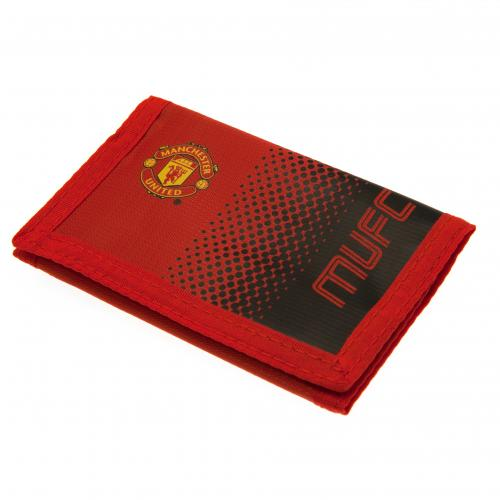 Manchester United F.C. Nylon Wallet