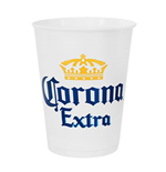 CORONA EXTRA 14 Ounce Sleeve Of Cups