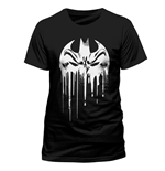Batman T-shirt - Dripping Face