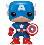 Captain America Action Figure 225358