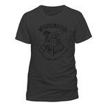Harry Potter T-shirt - Distressed Hogwarts