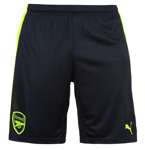 2016-2017 Arsenal Third Cup Football Shorts (Kids)