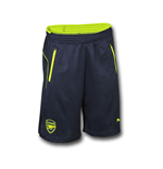 2016-2017 Arsenal Puma Training Shorts (Navy) - Kids