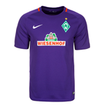2016-2017 Werder Bremen Away Nike Football Shirt