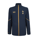 2016-2017 Tottenham Tracksuit Travel Jacket (Navy) - Kids