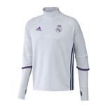 2016-2017 Real Madrid Adidas Training Top (White)