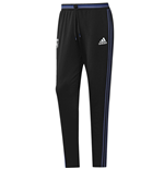 2016-2017 Real Madrid Adidas Training Pants (Black) - Kids