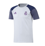 2016-2017 Real Madrid Adidas Training Tee (White) - Kids