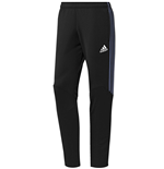 2016-2017 Real Madrid Adidas Presentation Pants (Black) - Kids