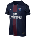 2016-2017 PSG Home Nike Womens Football Shirt