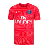 2016-2017 PSG Nike Pre-Match Training Shirt (Ember Glow)