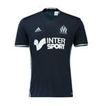 2016-2017 Marseille Adidas Away Football Shirt