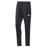 2016-2017 Marseille Adidas Presentation Pants (Night Navy)