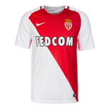 2016-2017 Monaco Home Nike Football Shirt