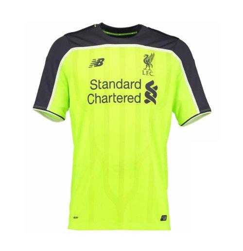 Sports Football Liverpool Fc   Liverpool Third Football Shirt