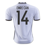 2016-2017 Germany Home Shirt (Emre Can 14)