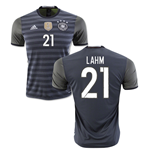 2016-2017 Germany Away Shirt (Lahm 21) - Kids