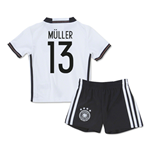 2016-2017 Germany Home Mini Kit (Muller 13)