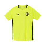 2016-2017 Chelsea Adidas Training Jersey (Yellow) - Kids