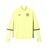 2016-2017 Chelsea Adidas Training Top (Yellow) - Kids