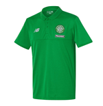 2016-2017 Celtic Training Polo Shirt (Green) - Kids