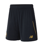 2016-2017 Celtic Away Shorts (Black)