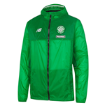 2016-2017 Celtic Elite Training Rainjacket (Green)
