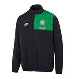 2016-2017 Celtic Presentation Jacket (Black) - Kids