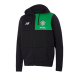 2016-2017 Celtic Elite Training Hoody (Black)