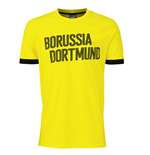 2016-2017 Borussia Dortmund Puma T-Shirt (Yellow) - Kids