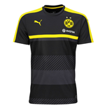 2016-2017 Borussia Dortmund Puma Training Shirt (Black)
