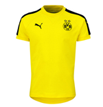 2016-2017 Borussia Dortmund Puma Casuals Performance Tee (Yellow)