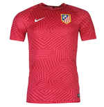 2016-2017 Atletico Madrid Nike Flash Training Shirt (Fuschia Flux)