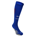 2016-2017 Atletico Madrid Nike Home Socks (Blue)