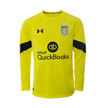 2016-2017 Aston Villa Home Goalkeeper Shirt (Kids)