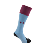 2016-2017 Aston Villa Home Football Socks (Blue) - Kids