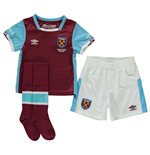 2016-2017 West Ham Home Little Boys Mini Kit