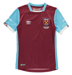 2016-2017 West Ham Home Football Shirt (Kids)