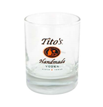 TITO'S VODKA Sipping Glass