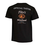 TITO'S VODKA Men's Taster Tee Shirt