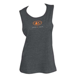 TITO'S VODKA Women's Grey Tank Top
