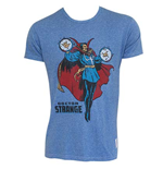 Dr Strange Men's Retro Tee Shirt