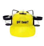 Got Beer Yellow Hard Hat