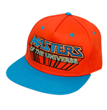 Masters of the Universe Orange Snapback