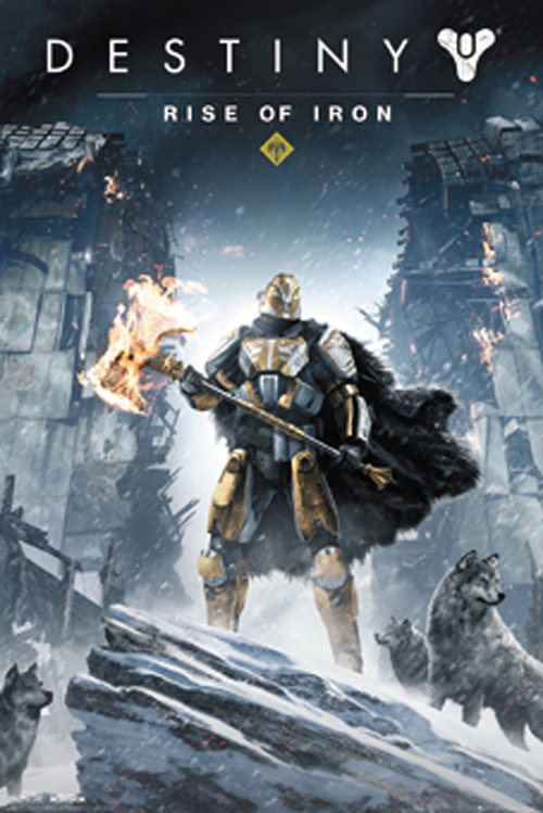 Destiny Rise Of Iron Maxi Poster