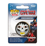 Captain America Civil War POP! Pin Badge Crossbones
