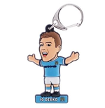 Manchester City Edin Dzeko Key Ring