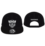 Transformers Adjustable Cap Autobot Metal