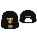 Transformers Adjustable Cap Deception Metal