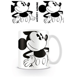 Mickey Mouse Mug Vintage Big